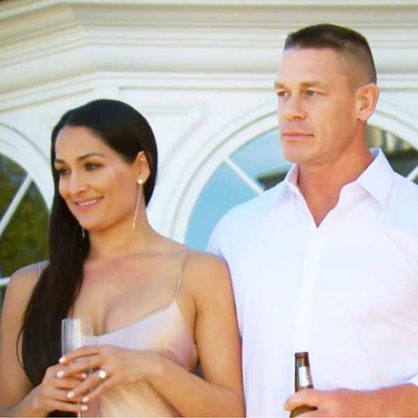 Total Bellas 302, Nikki Bella, John Cena